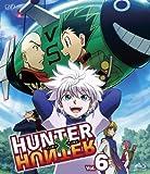 HUNTER × HUNTER ハンターハンターVol.6 [Blu-ray]