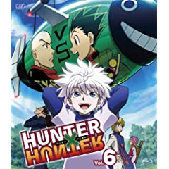 HUNTER �~ HUNTER �n���^�[�n���^�[Vol.6 [Blu-ray]