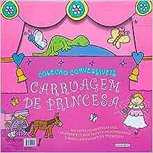 Conversíveis. Carruagem de Princesa (Em Portuguese do Brasil): Claire