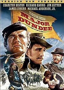 Amazon.com: Major Dundee - Edition Spéciale: Charlton Heston, Richard