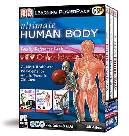 Ultimate Human Body Learning Power Pack