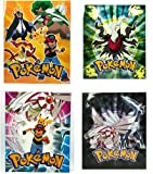 Image of Pokemon Diamond and Pearl - 4 Packs Folders
