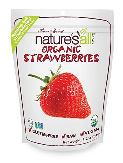 Strawberries Store Freeze Freeze Dried Strawberries