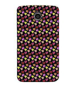 Ebby Premium Printed Mobile Back Case Cover With Full protection For Motorola Google Nexus 6 (Designer Case)