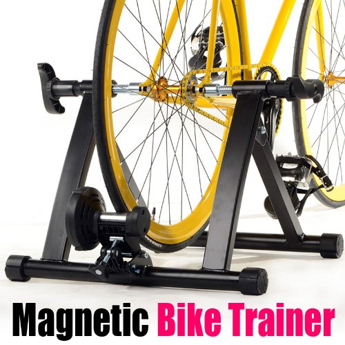 Yaheetech-Indoor-Exercise-Bicycle-Bike-Trainer-Stand-Magnetic-Resistance-Stationary