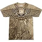 7.62 Design Men's T Shirt USMC Recon 'Swift, Silent, Deadly'