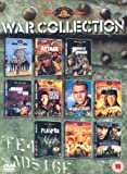 MGM War Collection: Attack! / 633 Squadron / The Bridge at Remagen / A Bridge Too Far / The Great Escape / Hart's War / Platoon, Windtalkers / The Dogs of War / Under Fire (10 Discs) [DVD]