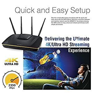 ZyXEL ARMOR Z1 NBG6816 AC2350 Dual-Band Wireless Gigabit Router