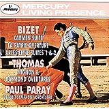 Bizet: Carmen Suite; Arlésienne Suites Nos. 1 & 2; Thomas: Mignon & Raymond Overtures