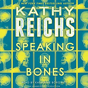 Speaking in Bones Hörbuch