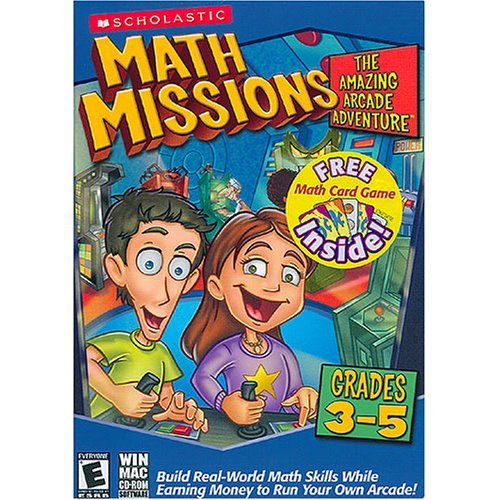 Math Missions Grades 3-5
