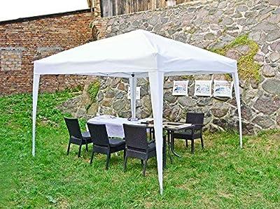 JAROLIFT Faltpavillon 3x3 m Basic und Premium, inkl. Seitenteile:, mit Farbauswahl von JAROLIFT auf Gartenmöbel von Du und Dein Garten