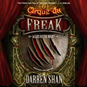 Allies of the Night: Cirque du Freak: The Saga of Darren Shan, Book 8 | [Darren Shan]