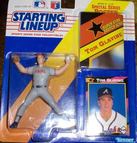 Tom Glavine 1992 Starting Lineup