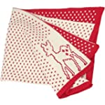 Kthe Kruse 55946 - Strickdecke rot/n...