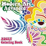 Lilt Kids Coloring Books Modern Art Advanced Adult Coloring Book: 22 (Sacred Mandala Designs and Patterns Coloring Books for Adults)