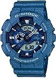 [カシオ]CASIO 腕時計 G-SHOCK DENIM'D COLOR GA-110DC-2AJF メンズ