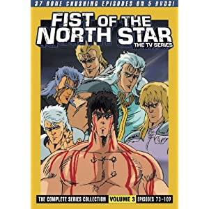 Fist of the North Star: The Complete Series Collection, Vol. 3 movie