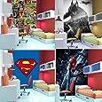 WALLPAPER MURAL PHOTO WALL DECO PAPER POSTER LIVING ROOM BED MURALS KIDS DOOR (MARVEL)