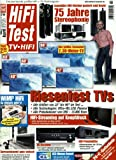 Magazine - Hifi Test TV Video [Jahresabo]