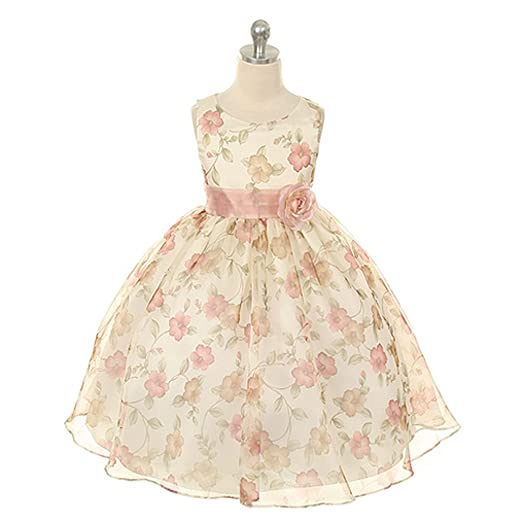 Kids-Dream-Girls-Organza-Floral-Special-Occasion-Dress