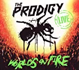 The Prodigy Live World's On Fire [CD & DVD]