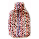 Warm Tradition Shag Sweater Hot Water Bottle - Bottle made in Germany, Cover made in USA