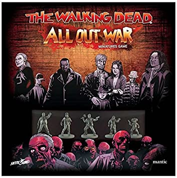 The Walking Dead : All Out War