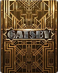 The Great Gatsby Steelbook [Blu-ray 3D + Blu-ray + UV Copy] [2013] [Region Free]