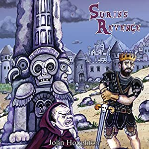 Surin's Revenge Audiobook