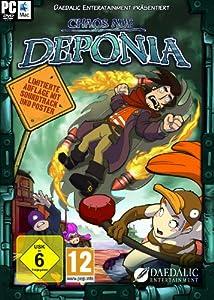 Chaos Auf Deponia (Limitierte Auflage)