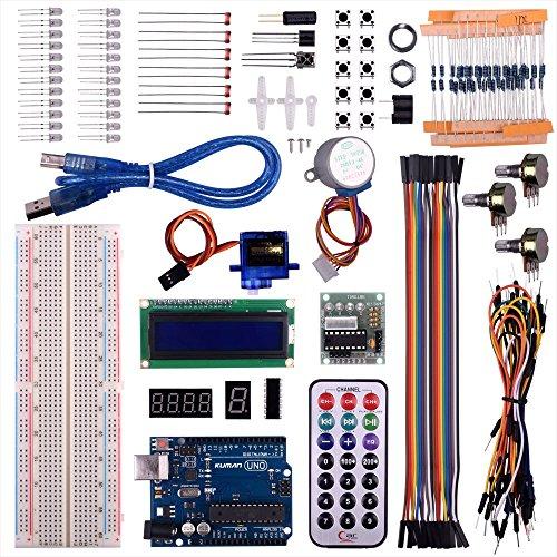 Kuman uno r project super starter kit for arduino diy