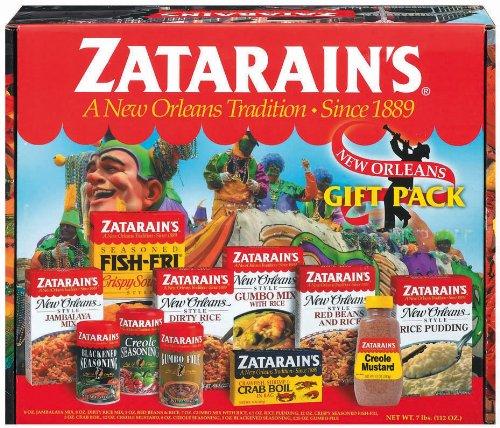 Zatarain's Spices Gift Box