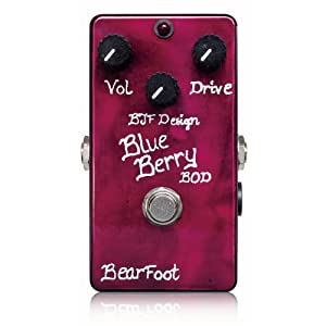 BearFoot BlueBerry Bass Overdrive