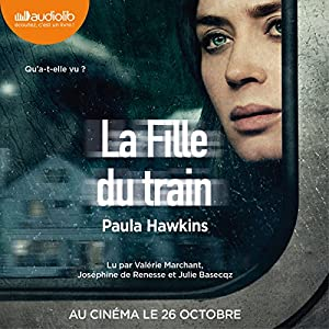 La Fille du train Hörbuch