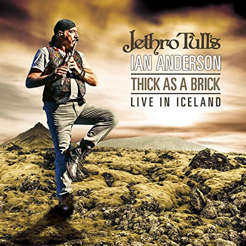 Jethro Tulls Ian Anderson – Thick As A Brick Live In Iceland – 2CD – FLAC – 2014 – NBFLAC