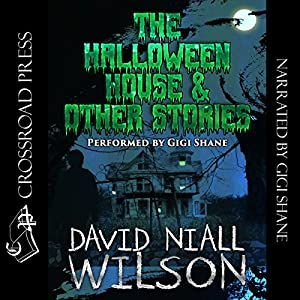 The Halloween House & Other Scary Stories Audiobook