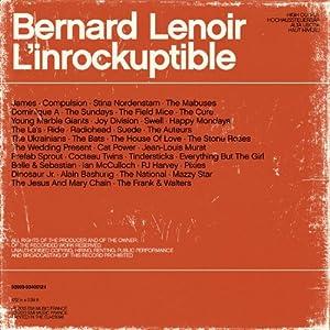 Bernard Lenoir l'Inrockuptible