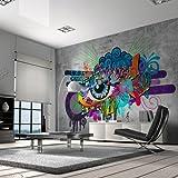 Non-woven !! Top !! Photo wallpaper ! Murals ! Wall Mural Photo !! 100x70 cm - Graffiti 10110905-10 ! Free glue for each wallpaper !