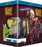 Image de Star Wars - The Clone Wars - L'intégrale - Saisons 1 à 5 [+ figurine Pop!