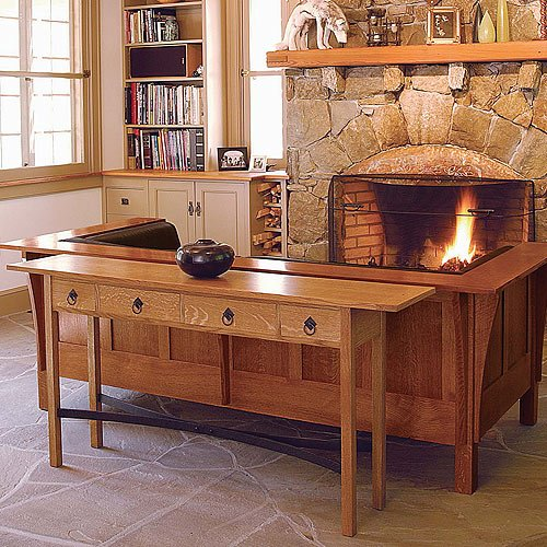 Plans For Sofa Table Plans For