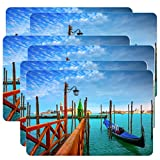 Table Mats Pack Of 6 Venus Italy