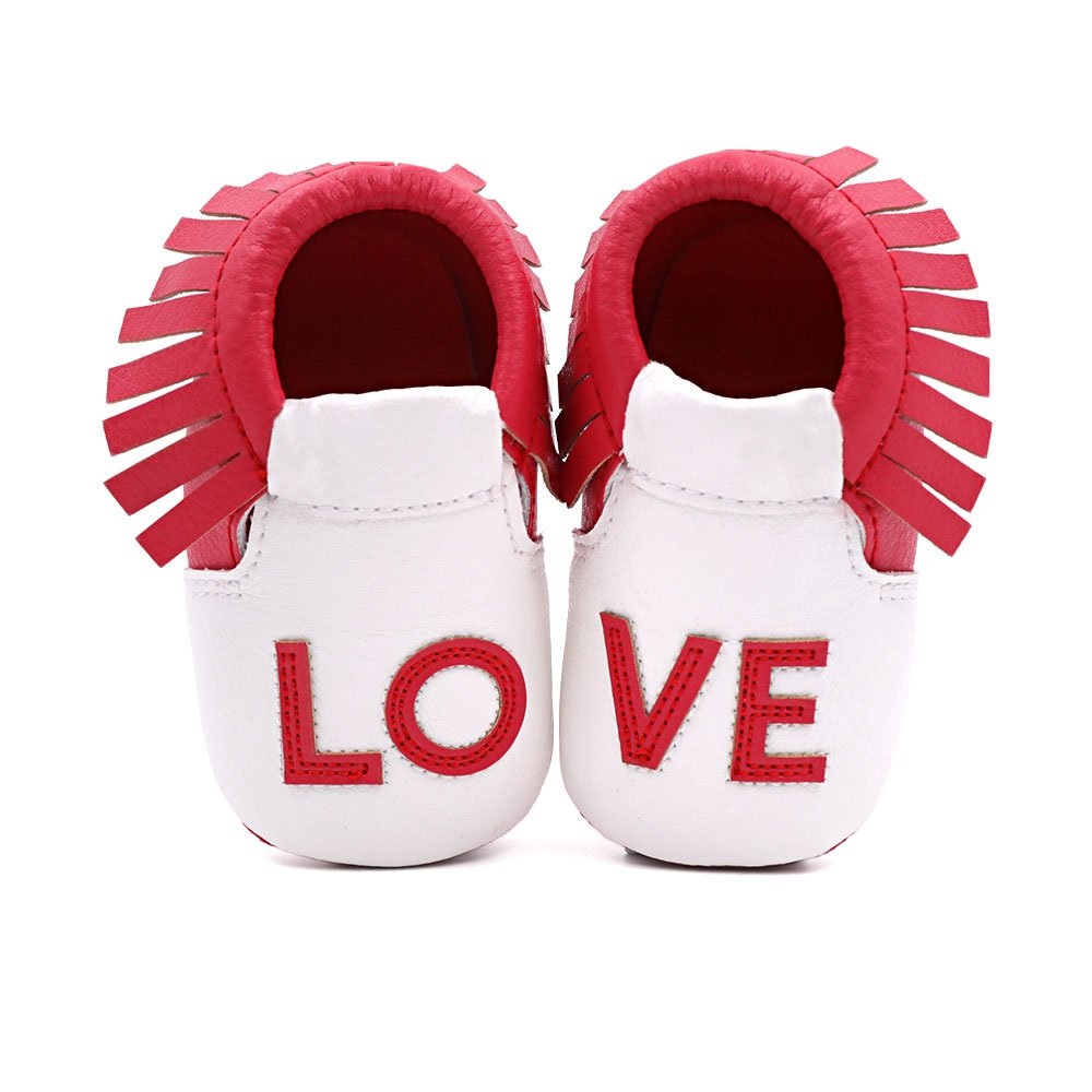 Baby Girl Infant Bow Mocassins
