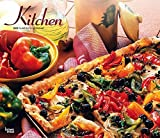 Kitchen 2019 12 x 14 Inch Monthly Deluxe Wall Calendar with Foil Stamped Cover, Cooking Home