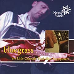 USA The Little Grasscals: Bluegrass