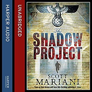 The Shadow Project: Ben Hope, Book 5 Audiobook
