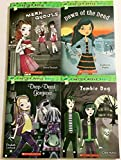img - for A Rotten Apple 4 Book Set Includes Dawn of the Dead - Drop Dead Gorgeous - Mean Ghouls - Zombie Dog book / textbook / text book