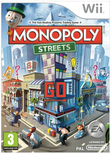 Monopoly Streets (Wii)