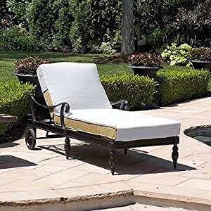Chaise Lounge Cover Size Grand 102 H X 32 W Pati