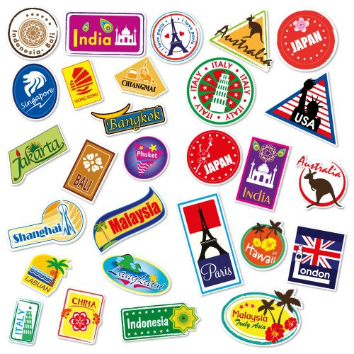 supertogether-world-travel-locations-suitcase-stickers-set-of-28-multi-coloured